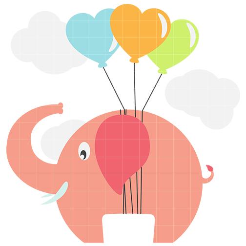 504x504 Cute Elephant 4 Clip Art.jpg Clipart Panda