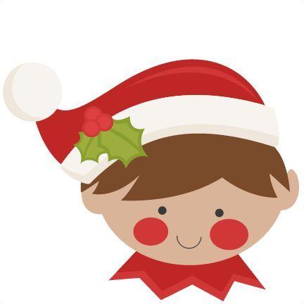 Cute Elf Clipart