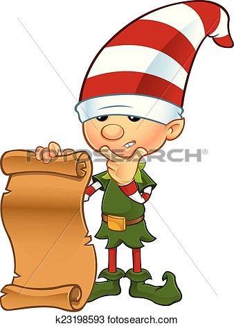 338x470 Cute Elf