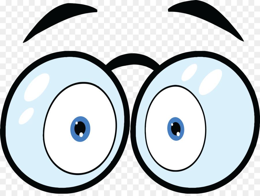 900x680 Glasses Eye Cartoon Clip Art