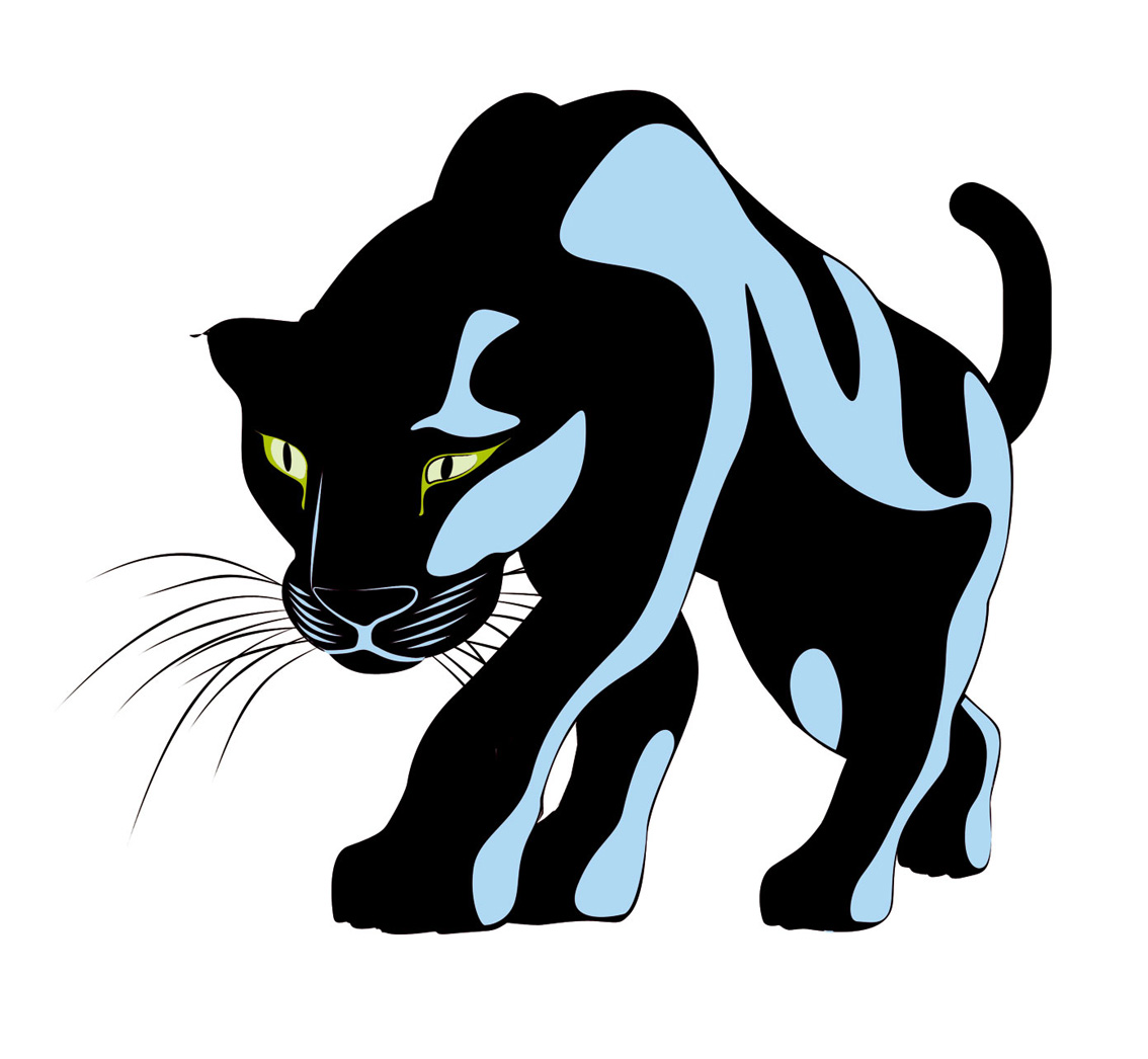 1134x1046 Black Panther Eyes Clipart