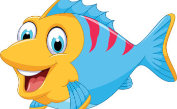 348x215 Fish Clipart Free Clipart Image,