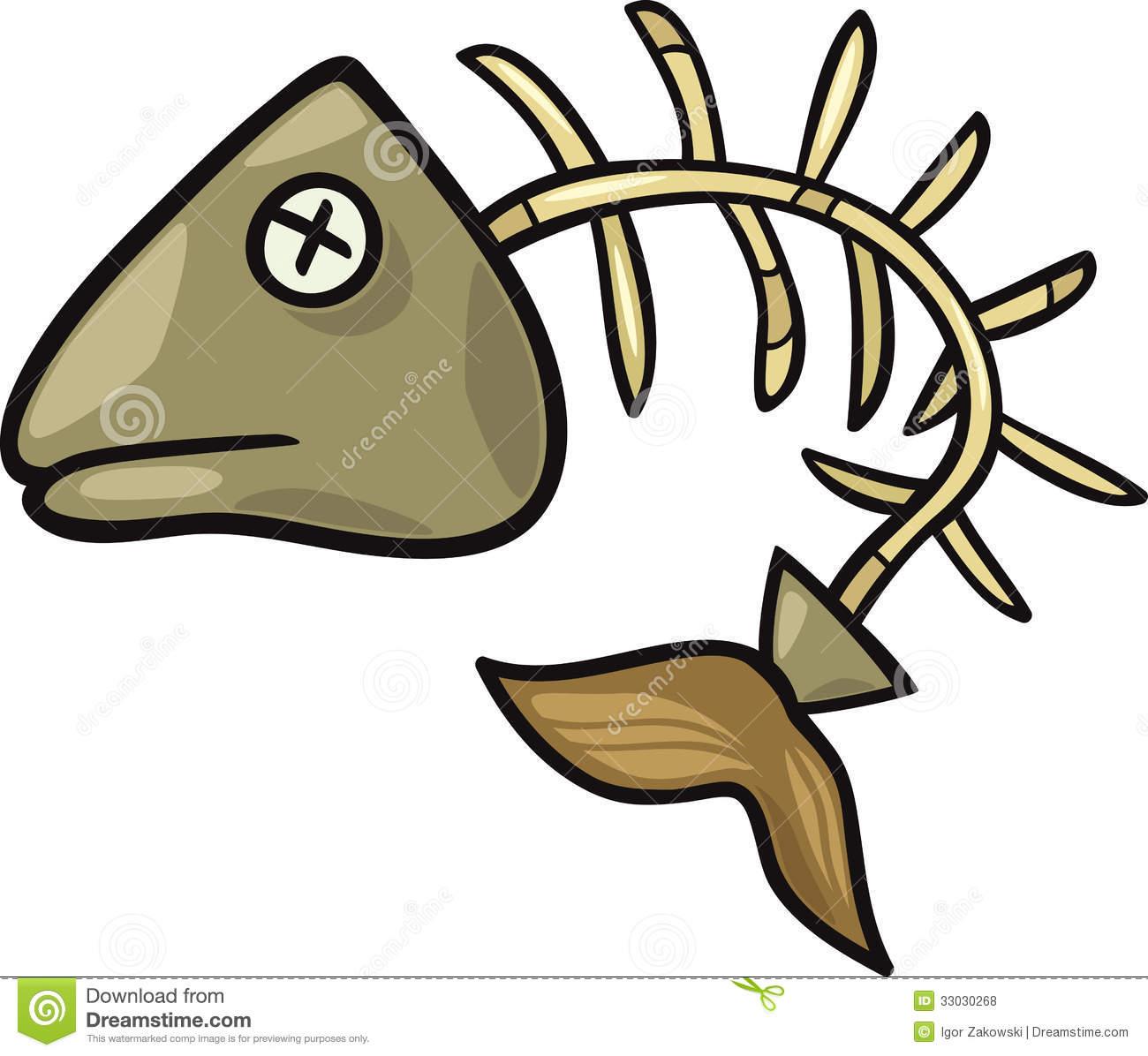 1300x1196 Fish Bone Art Clipart