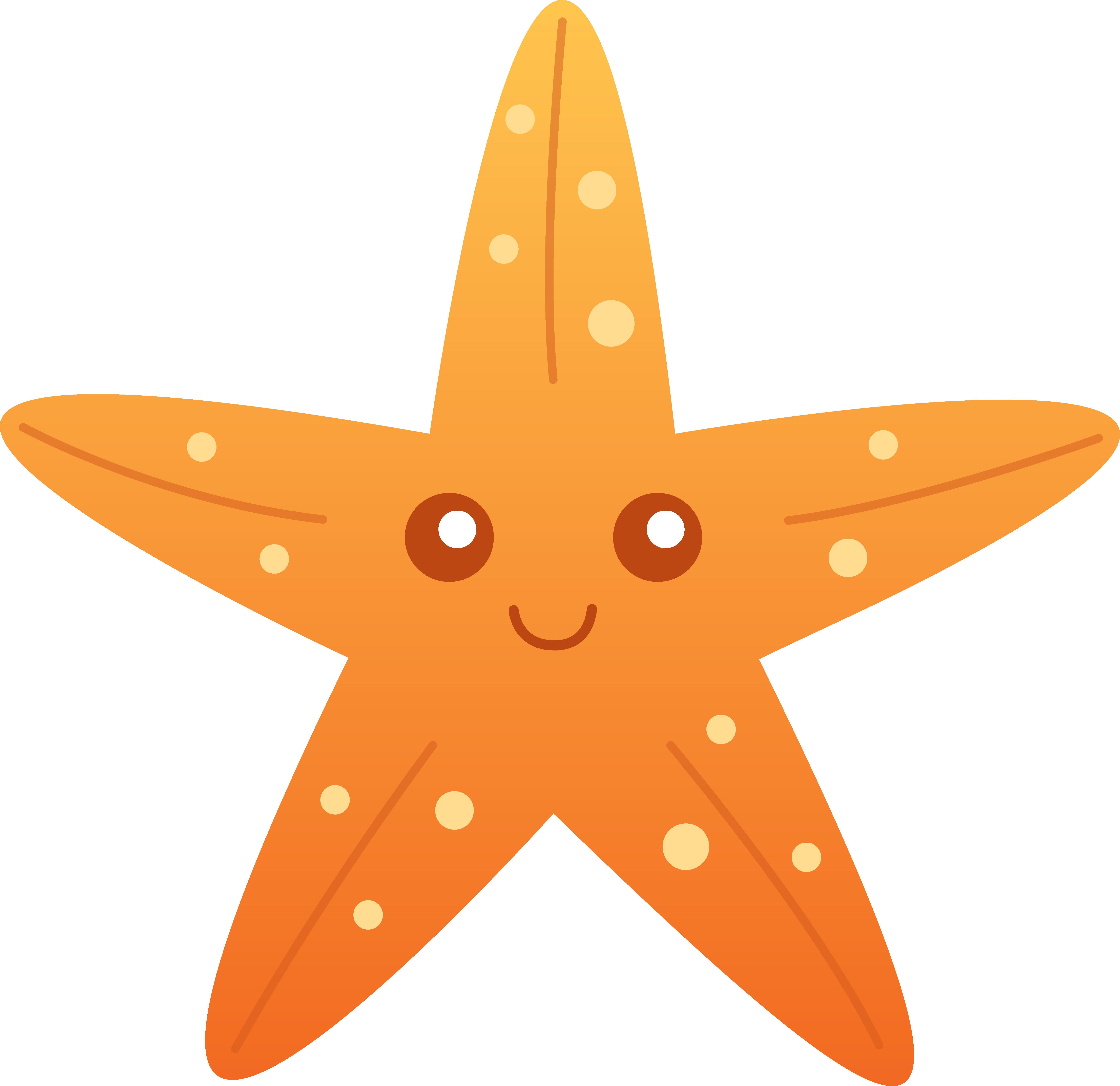 5546x5381 Blue Starfish Clip Art Clipart Panda