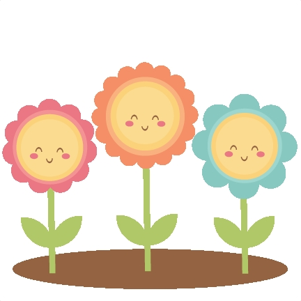 432x432 Cute Flower Clipart Free