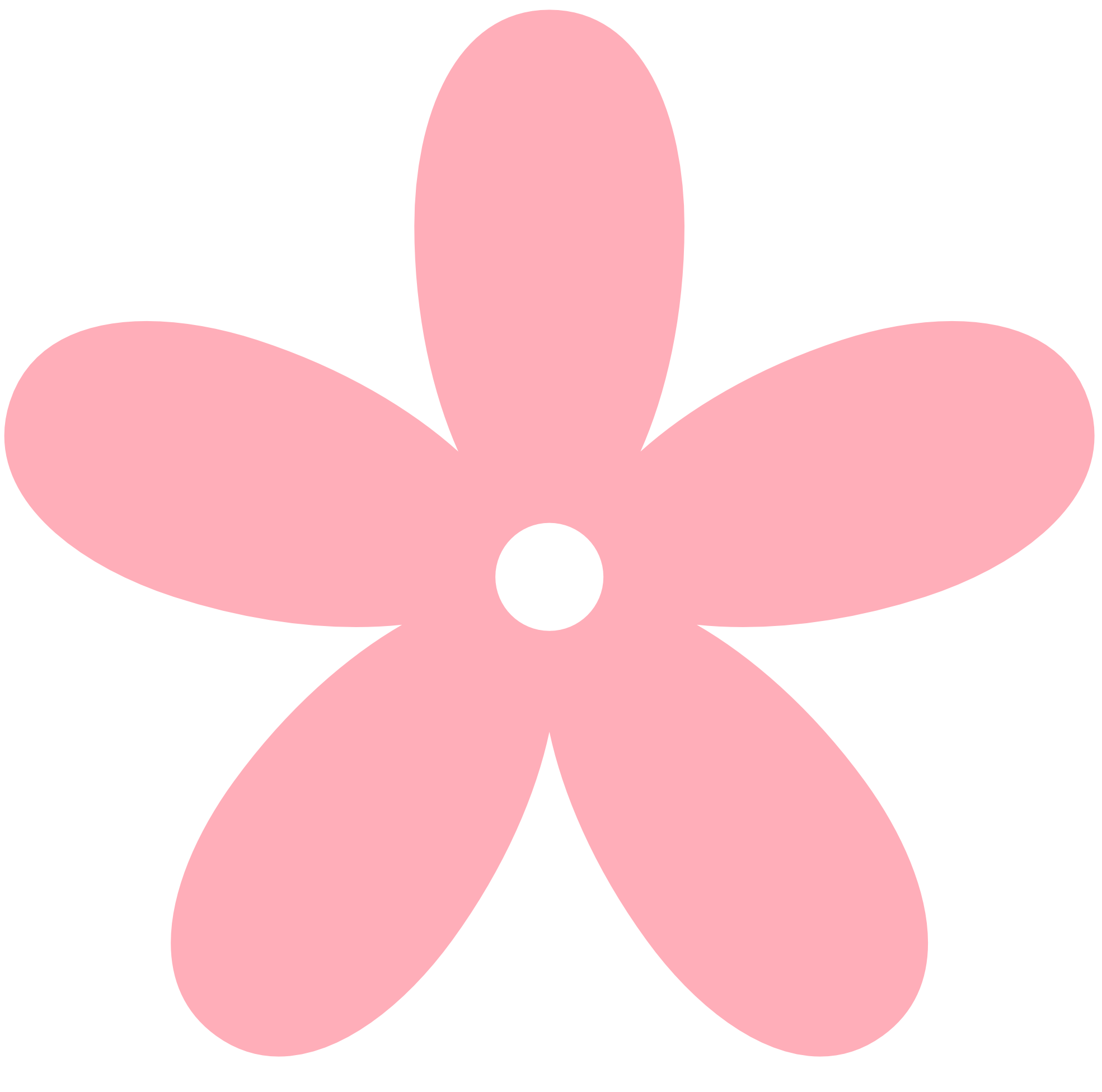 1969x1952 Light Pink Flower Clipart Clipart Panda