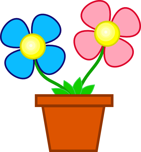 552x595 Pictures Cute Animated Flower Picture,