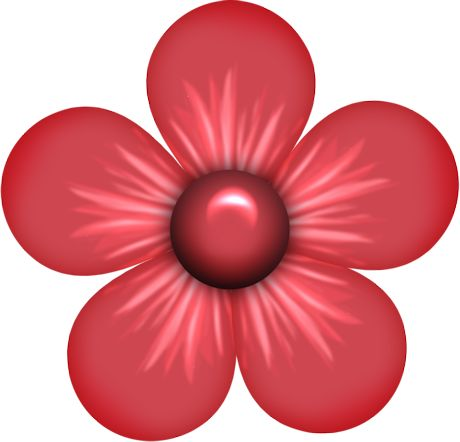 460x442 420 Best Clipart Flowers Images On Flower Clipart