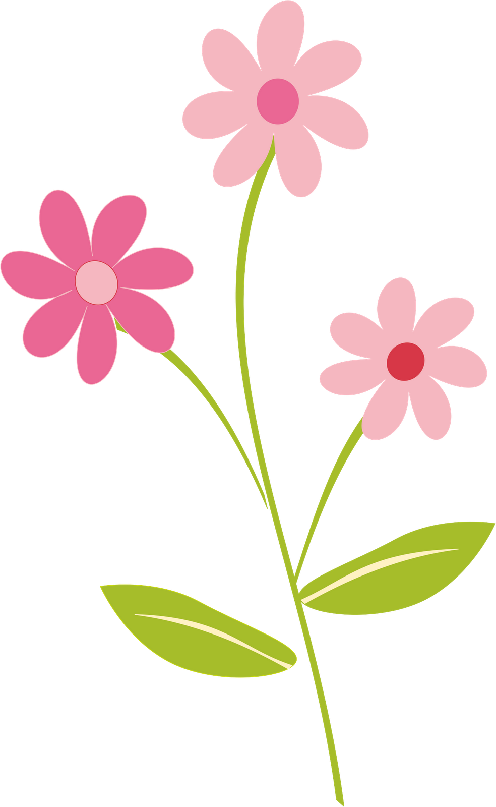 984x1600 Adorable Flower Cliparts Free Download Clip Art