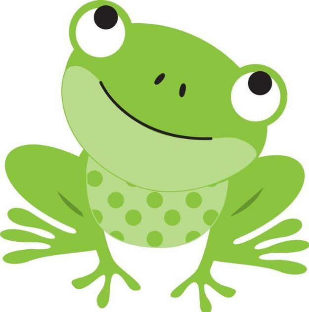 625x631 Cute Frog Clipart Tattoos Frogs, Clip Art And Frog