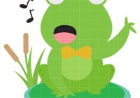 200x140 Cute Frog Clipart Cute Frog Clipart Clipart Panda Free Clipart