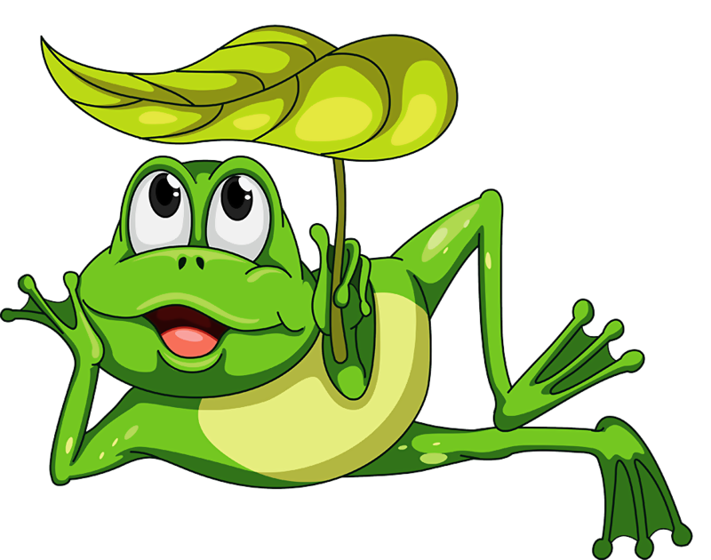 Cute Frog Clipart at GetDrawings | Free download