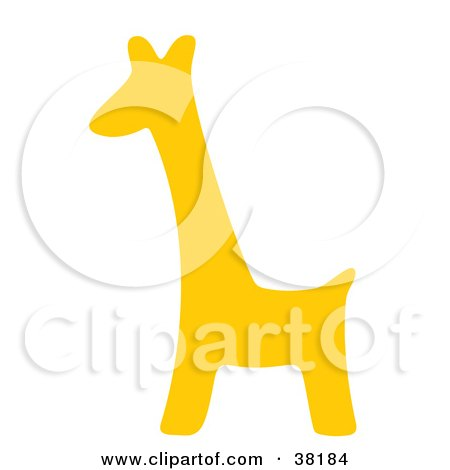 450x470 Royalty Free (Rf) Clipart Illustration Of A Cute Bright Yellow