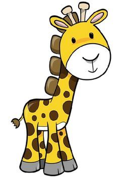 236x354 Cartoon Giraffe Clipart Giraffe Amp Elephant Clip Art