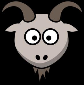 293x297 Goat Clipart Face Amp Goat Clip Art Face Images