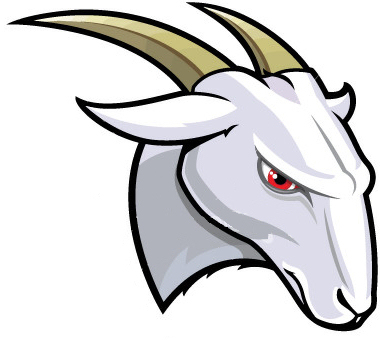 380x340 Goats Head Clipart Billy Goat 3569520