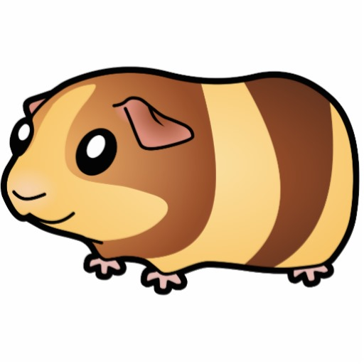 512x512 Cage Clipart Guinea Pig