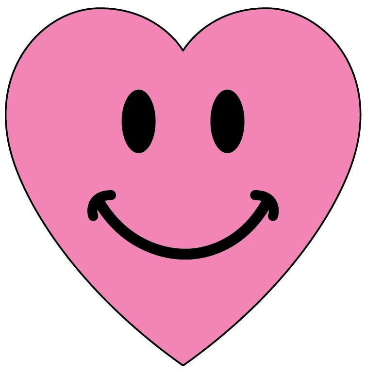 754x771 Heart Smiley Faces Clip Art World Of Example
