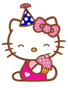 236x306 Collection Of Hello Kitty Birthday Clipart High Quality