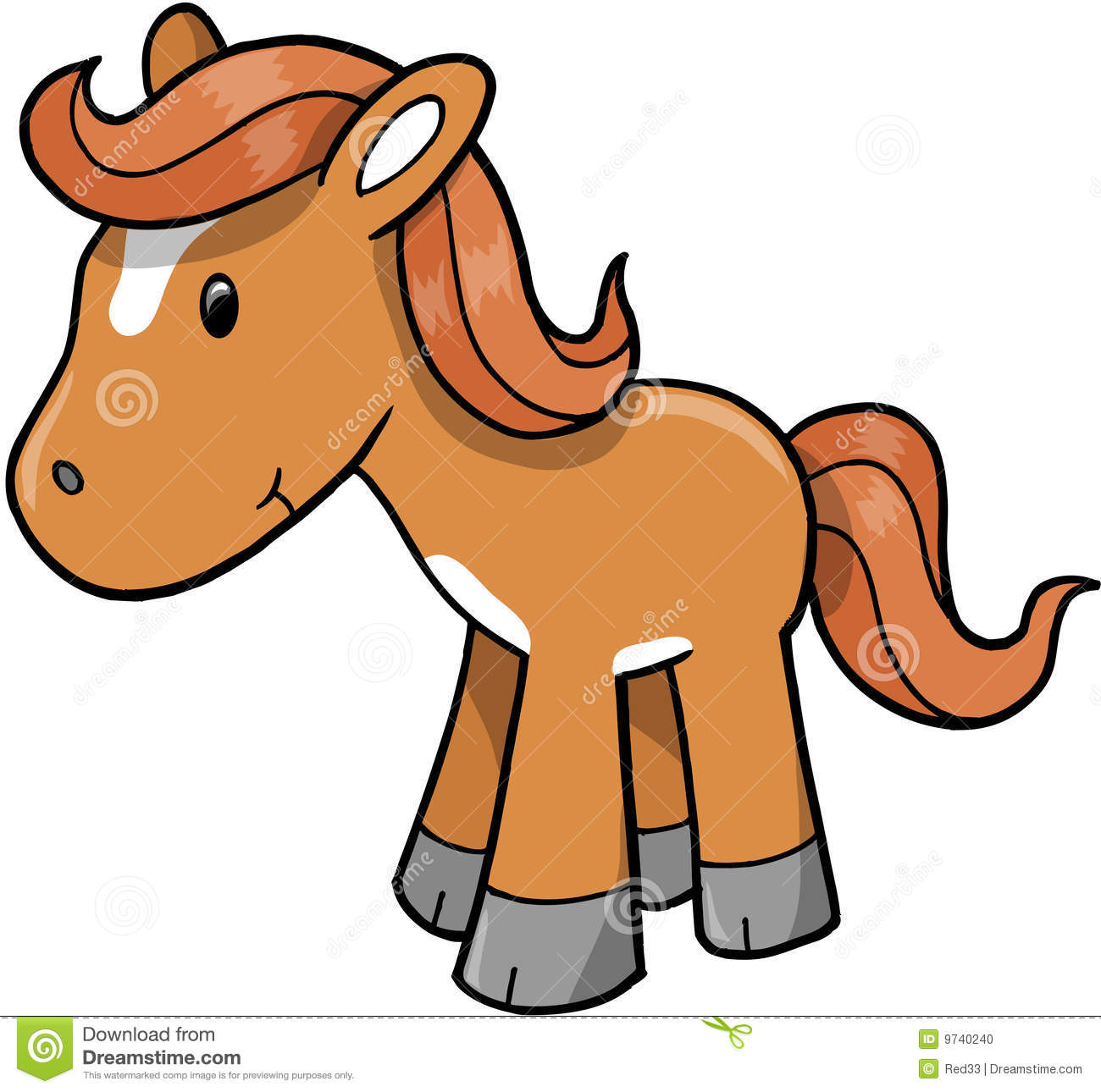cute horse clipart at getdrawings com free for personal use cute rh getdrawings com cute seahorse clipart