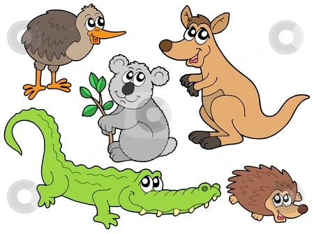 450x335 Australian Animals Clipart