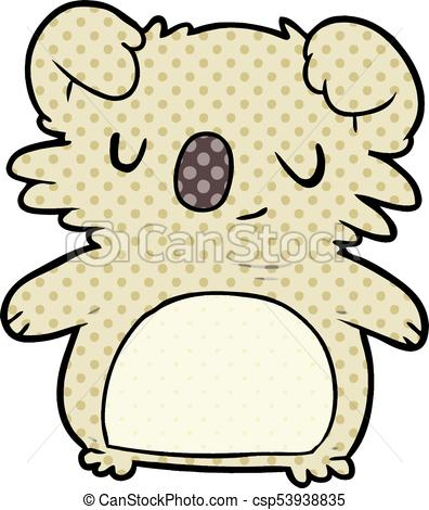 396x470 Cute Cartoon Koala Vectors