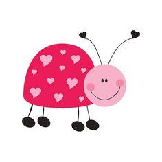 236x236 Cute Ladybug Free Printables Clipart