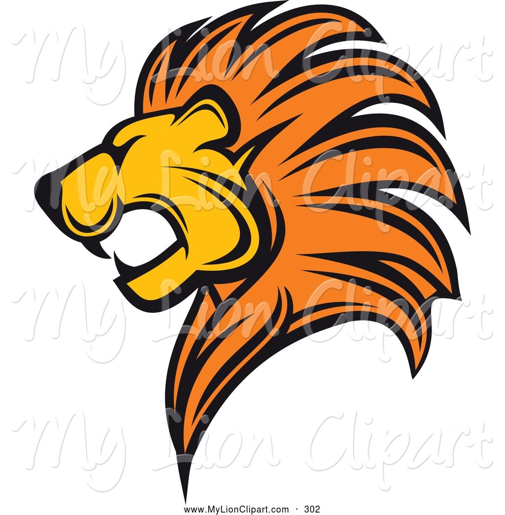 1024x1044 Fresh Lion Head Clipart Design