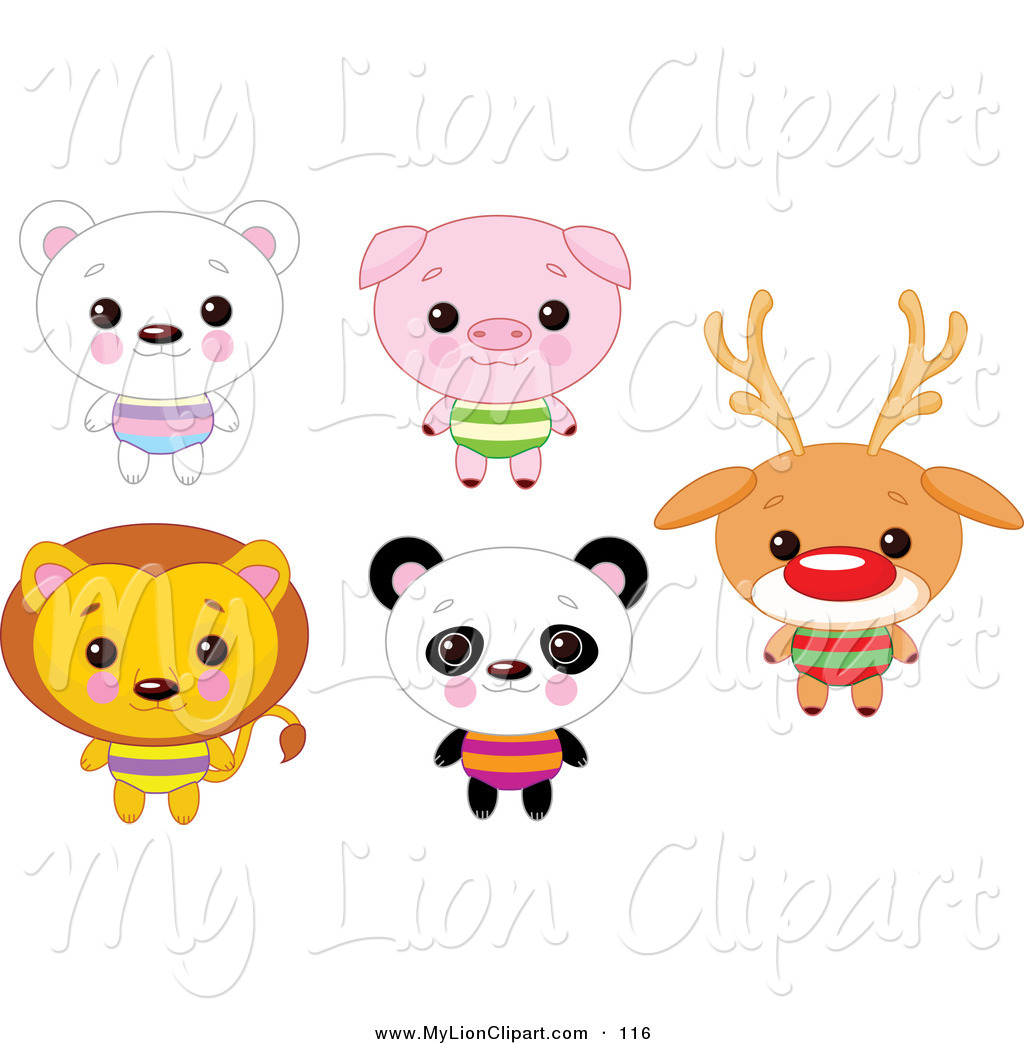 1024x1044 Royalty Free Piglet Stock Lion Designs