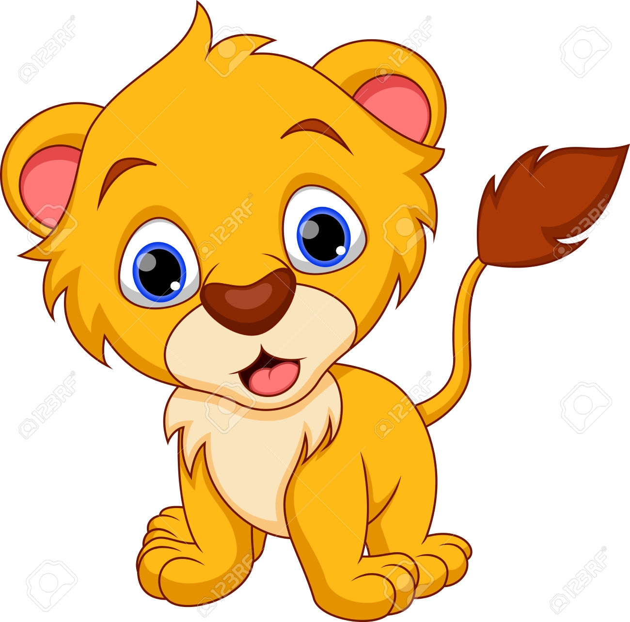 cute lion clipart at getdrawings com free for personal use cute rh getdrawings com cute lion cub clipart
