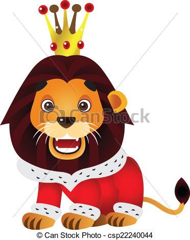 372x470 The cute lion vector cartoon illustration eps vector