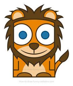 236x278 cute lion clipart
