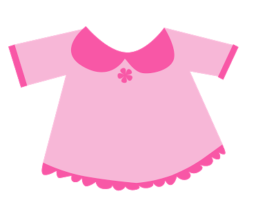 400x300 Baby Girl Clothes Clipart 101 Clip Art