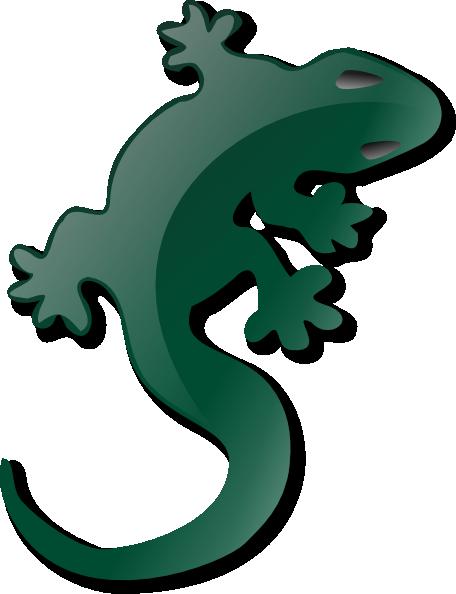 456x594 Lizard Clip Art