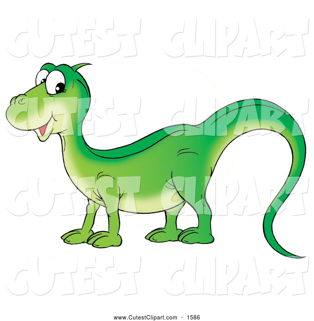 1024x1044 Clip Art Of A Smiling Friendly Green Lizard With A Long Tail