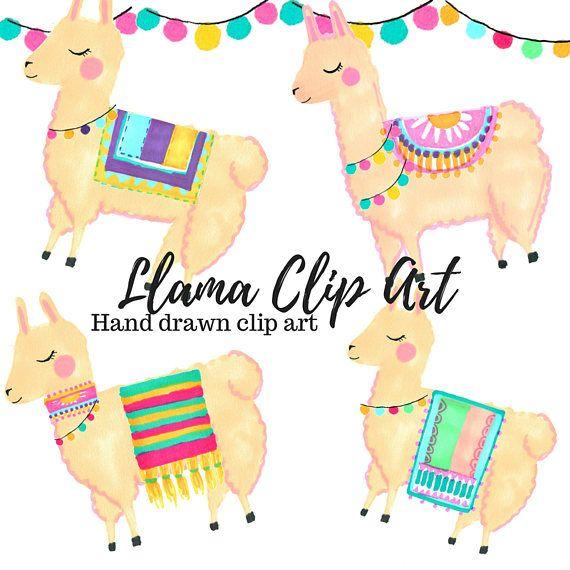 570x570 Llama Clip Art