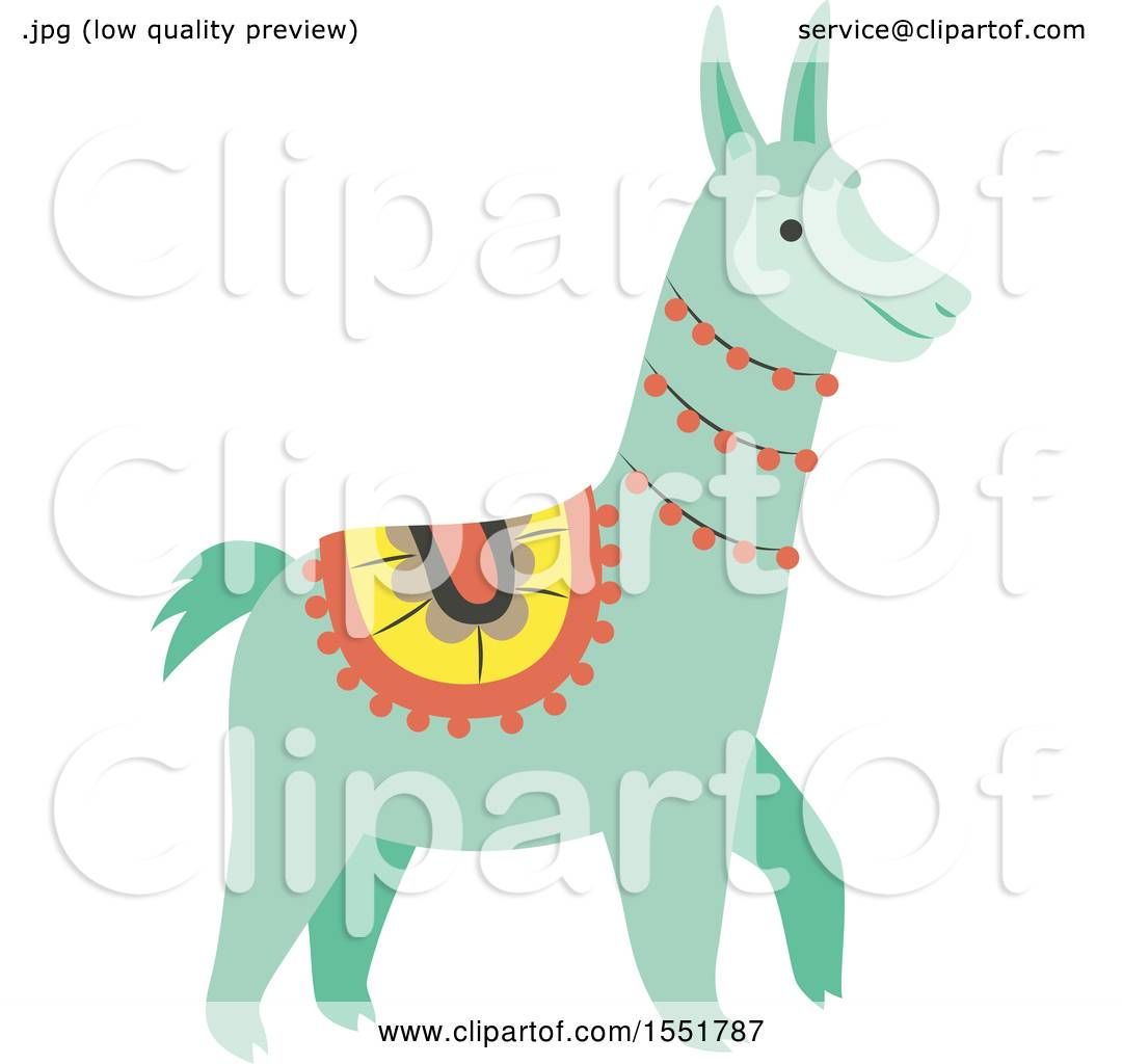 1080x1024 Clipart Of A Cute Peruvian Llama