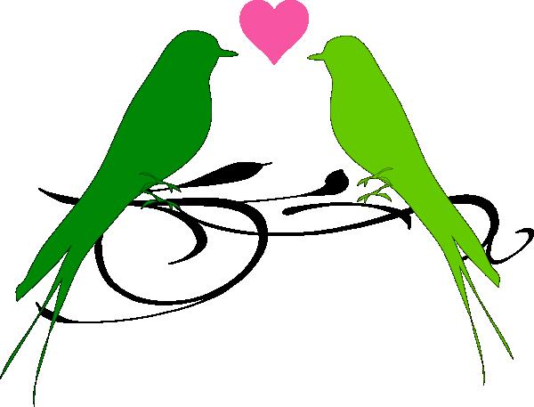 600x457 Attractive Ideas Love Birds Clipart Bird 3 Clip Art Guru Wedding