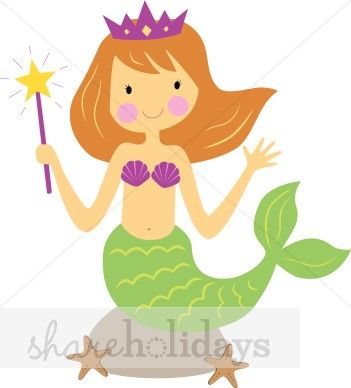 351x388 Free Clip Art Mermaid Mermaid Clipart Party Clipart