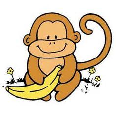 236x236 Cute Monkey Clip Art Make The Clipart Panda