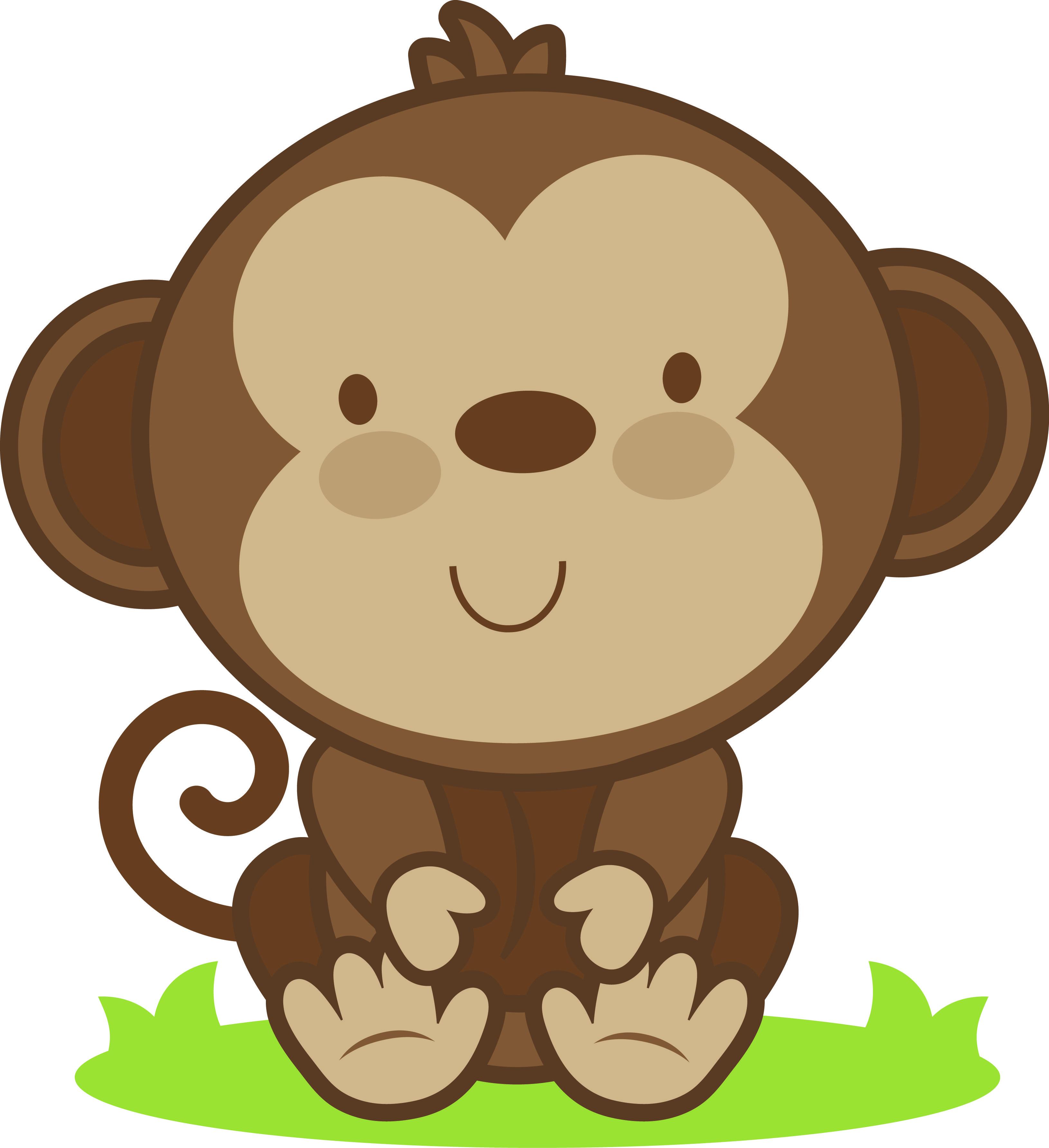 3259x3567 Cute Baby Monkey Clipart A0e8fb585efd6d731e513e26e93ff725