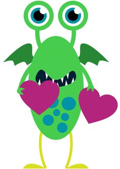236x333 Free Cute Monster Clip Art Silly Monster Clip Art Image