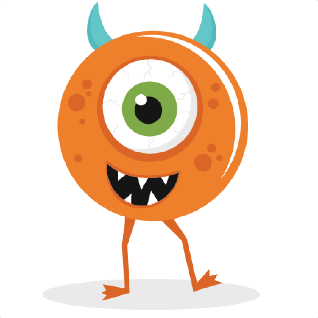 Cute Monster Clipart at GetDrawings   Free download