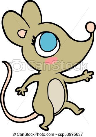 331x470 Cute Cartoon Mouse Vectors