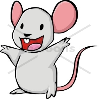 319x320 Tiny Cute Mouse Clipart