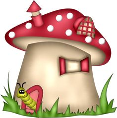 236x239 Mushroom 3.png Mushrooms, Clip Art And Rock