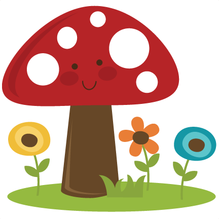 432x432 Cute Mushroom Svg Cut File For Scrapbooking Mushroom Svg File Free