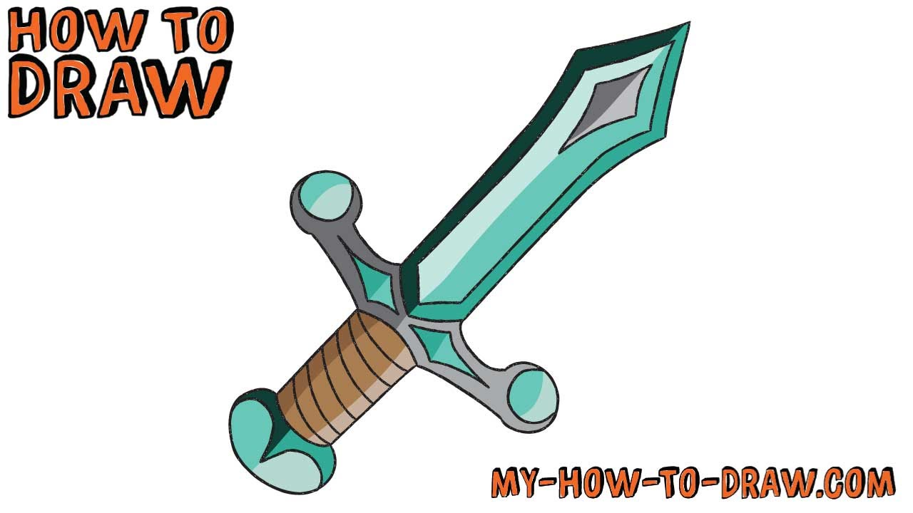 1280x720 Sword Clipart Cute'73174