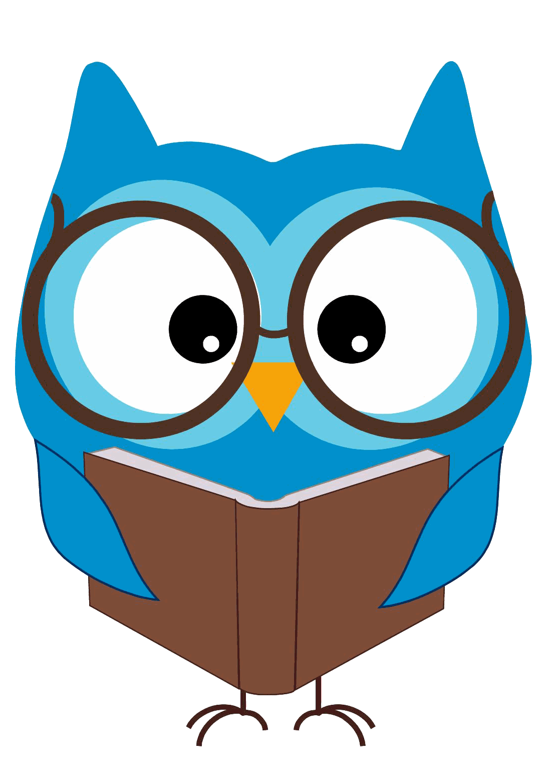 1088x1561 History Owl Cliparts