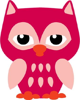 340x424 Owl Clip Art